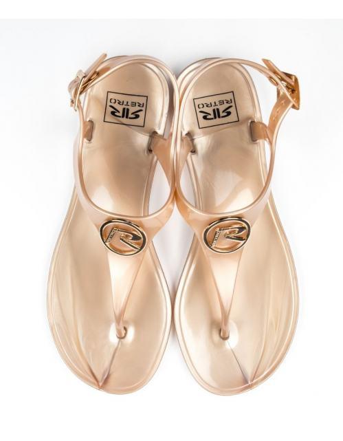 cce2f2371cb2 Retro Jeans női lábujjas papucs LILIESE