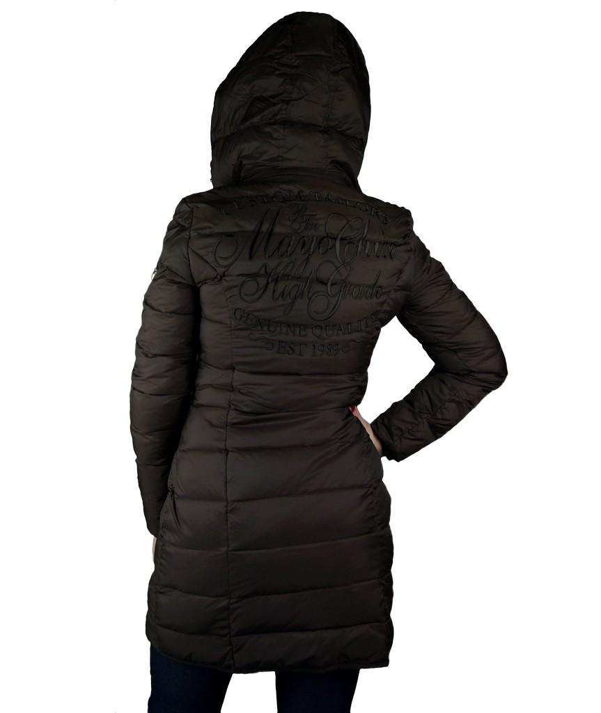 Mayo Chix női hosszú kabát LILLA Mayo Chix női hosszú kabát LILLA ... a9e208a0c9