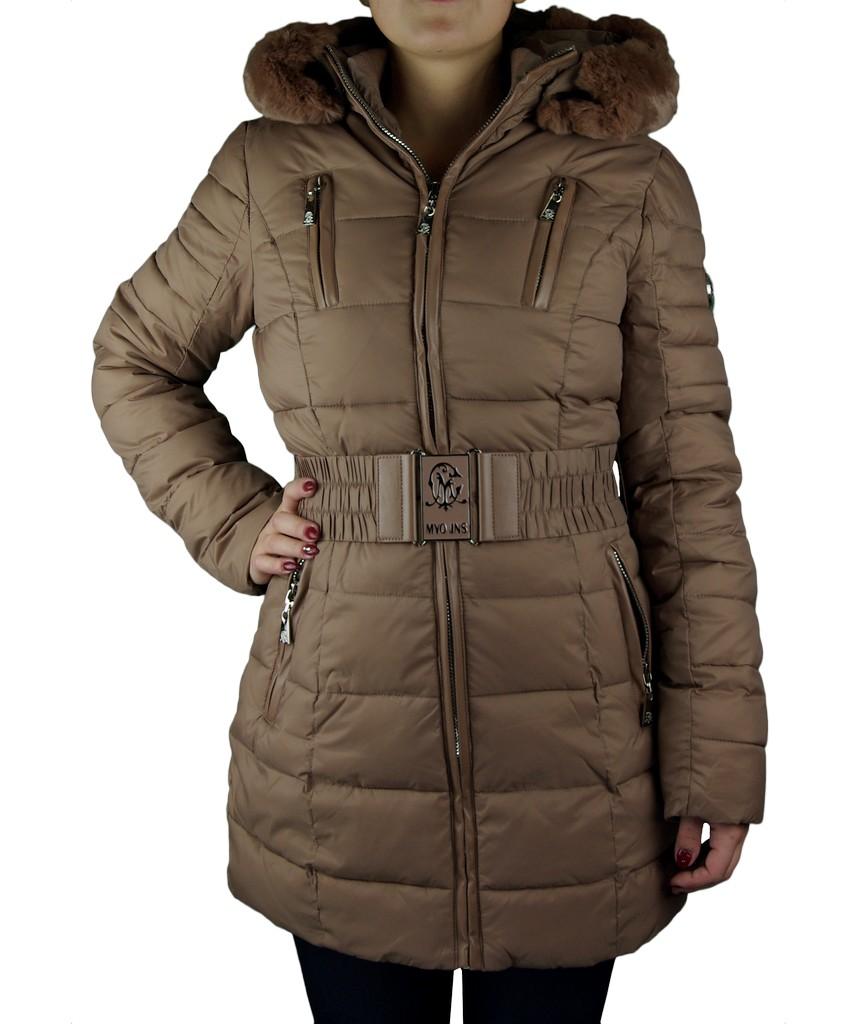 ee29ea54dc Mayo Chix női szőrmés hosszú kabát HANNA | Markasbolt.hu Hivatalos ...