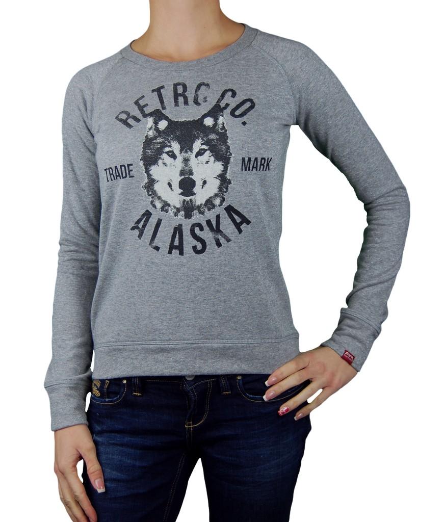 276e055a2bcc Retro Jeans női pulóver JODETT | Markasbolt.hu Hivatalos RETRO JEANS ...