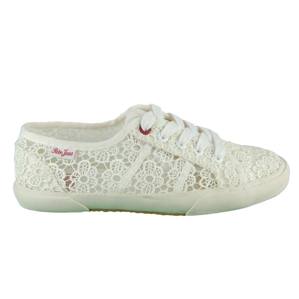 5b4053b11c9f Retro Jeans női csipke cipő PACK | Markasbolt.hu Hivatalos RETRO ...