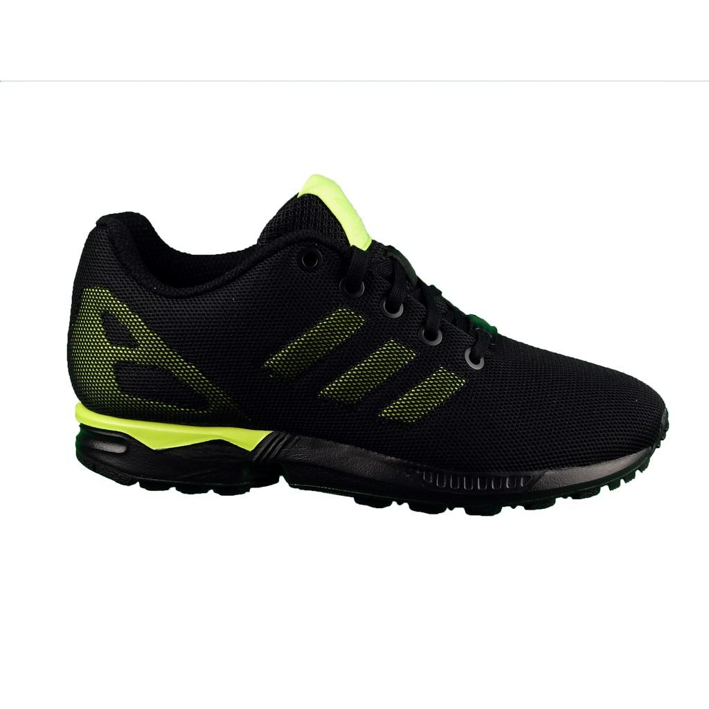 adidas Originals ZX Flux Futócipő Fekete, Akciós adidas