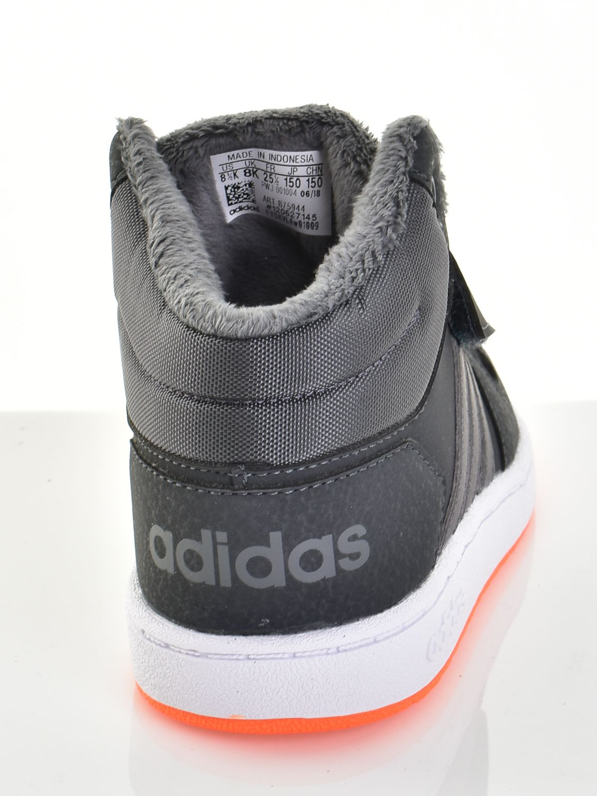 ... Adidas bébi fiú magasszárú cipő HOOPS MID 2.0 I ... c828af30be