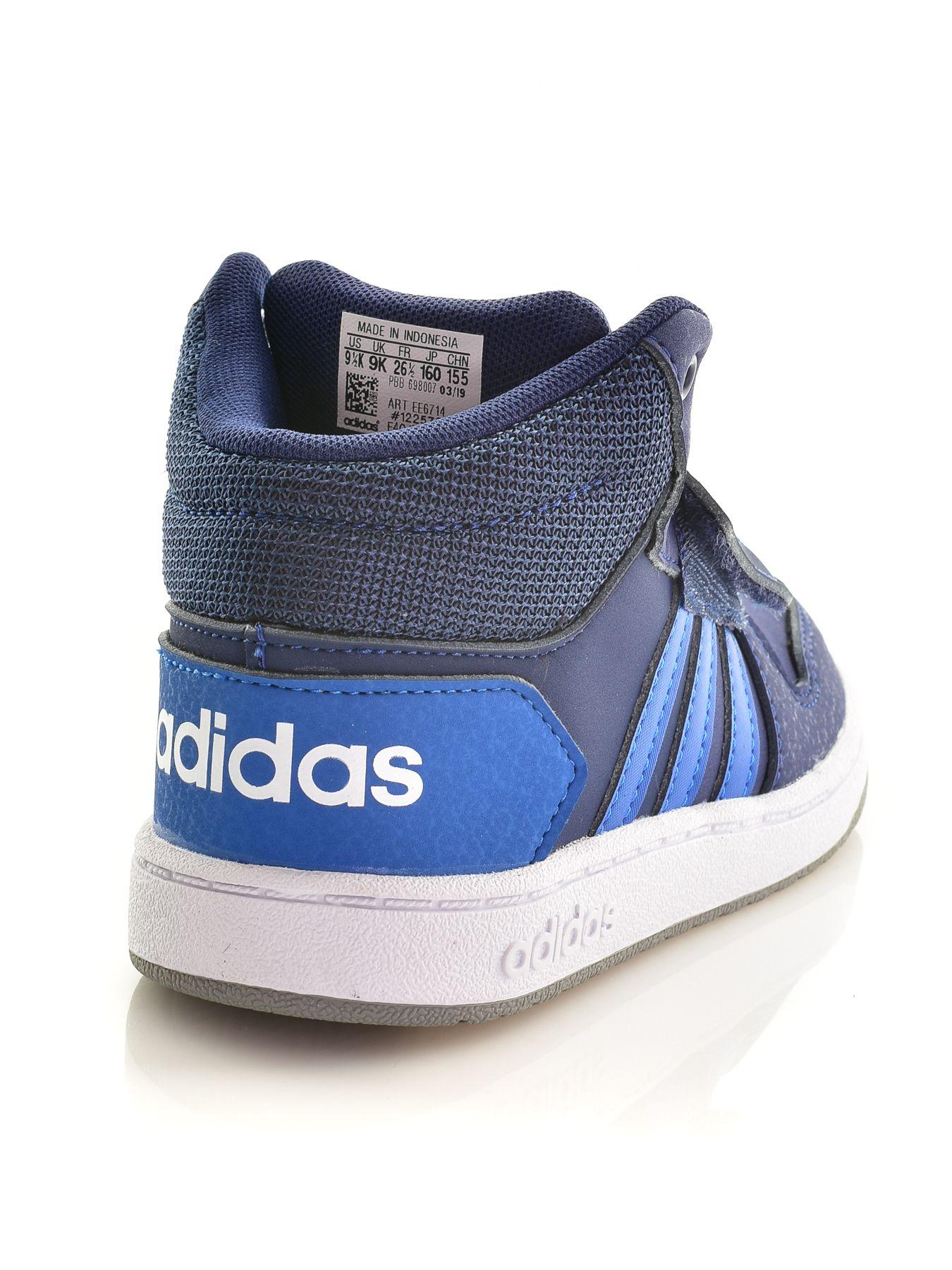 Adidas bébi fiú magasszárú cipő HOOPS MID 2.0 I   Markasbolt