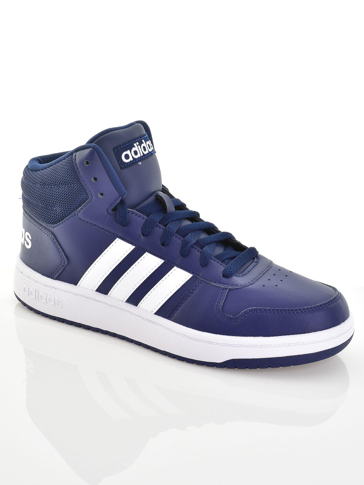 Adidas férfi magasszárú cipő HOOPS 2.0 MID | Markasbolt.hu