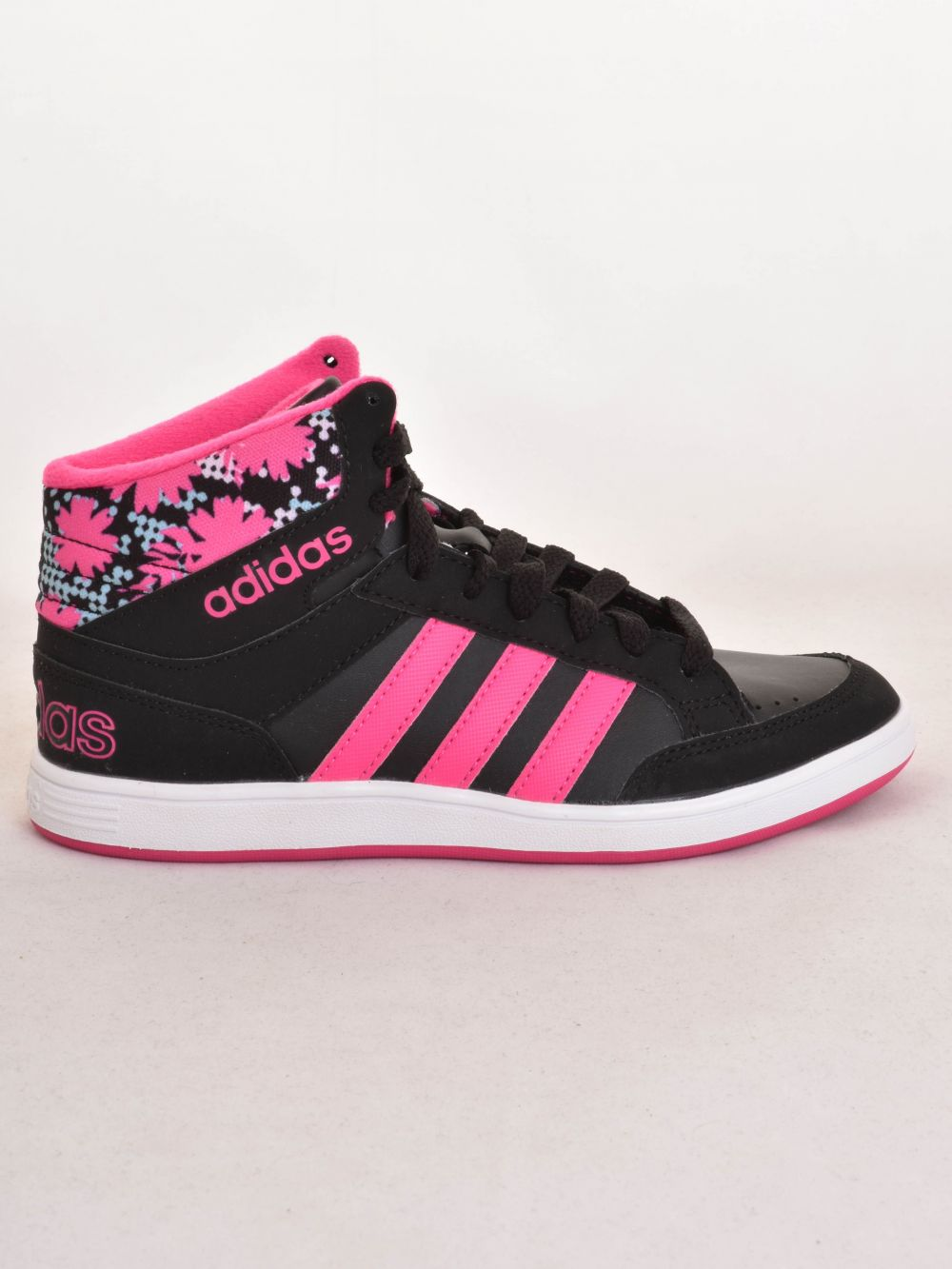 ... Adidas lány magasszárú cipő HOOPS MID K ... fe0bd64703