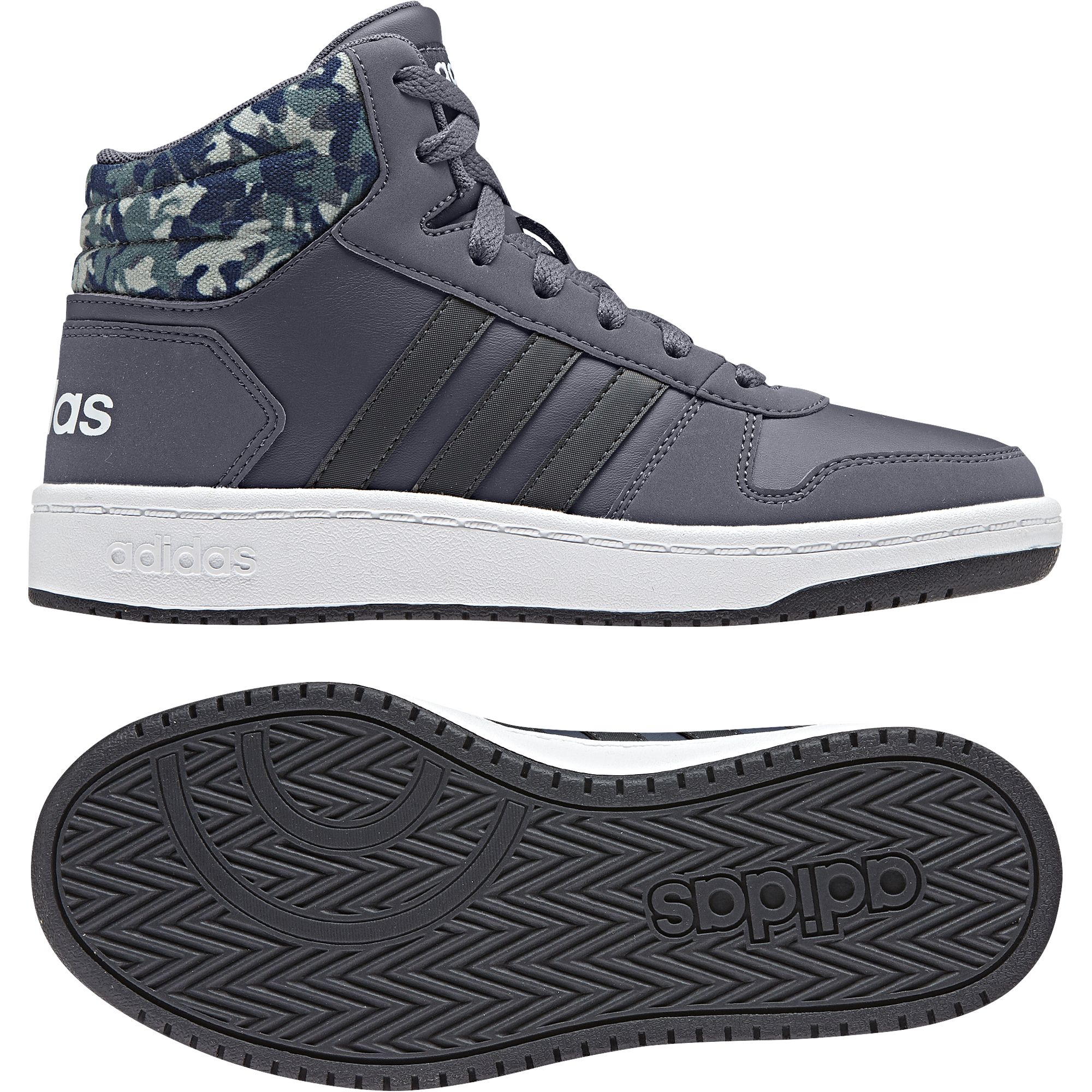 63eb0fce8a Adidas kamasz fiú cipő HOOPS MID 2.0 K | Markasbolt.hu Hivatalos ...
