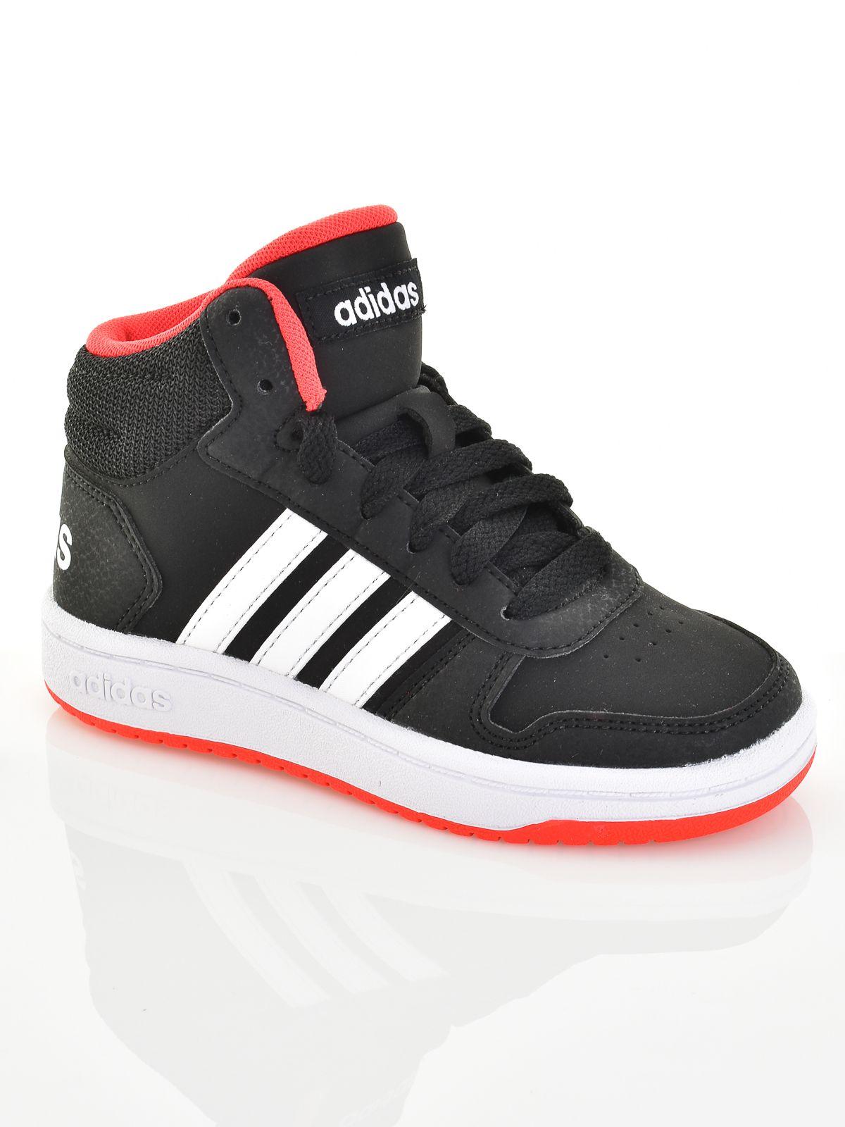 Adidas kamasz fiú magasszárú cipő HOOPS MID 2.0 K ... 67ba18b461