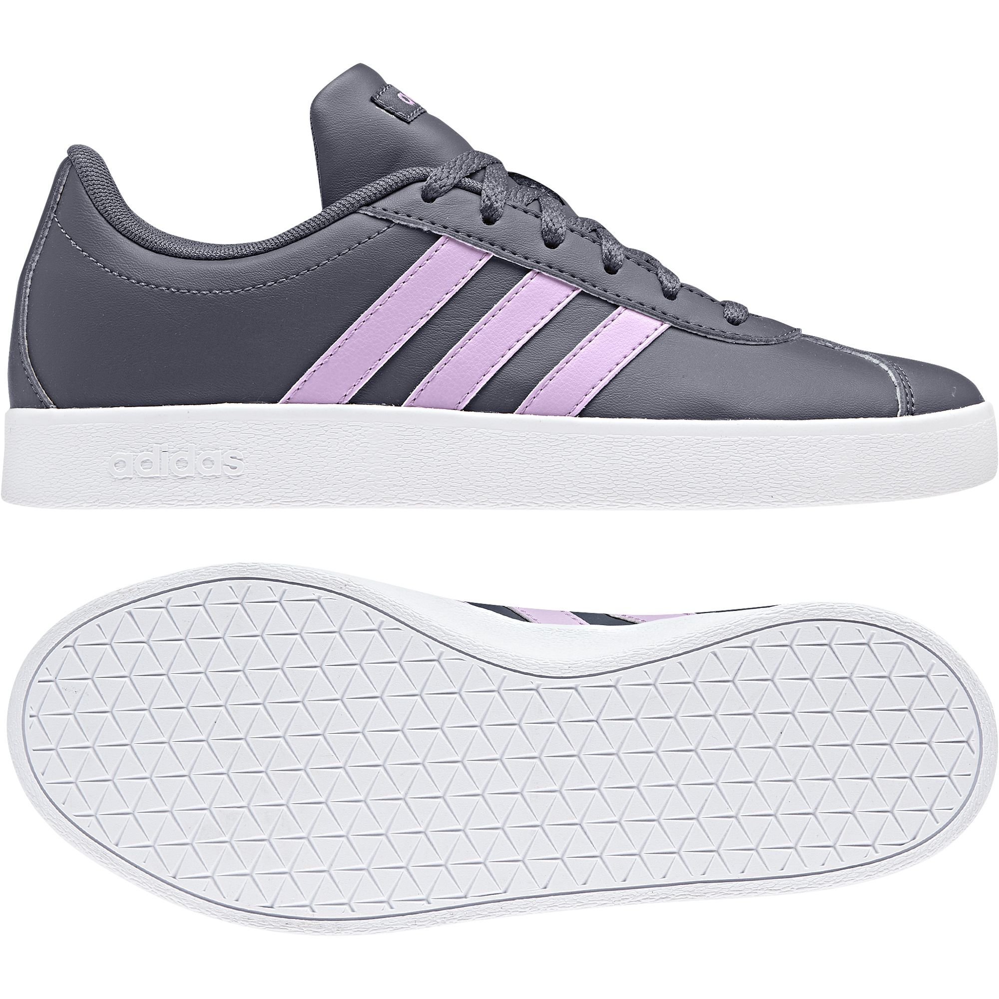 Adidas kamasz lány cipő VL COURT 2.0 K ... 6883da297a