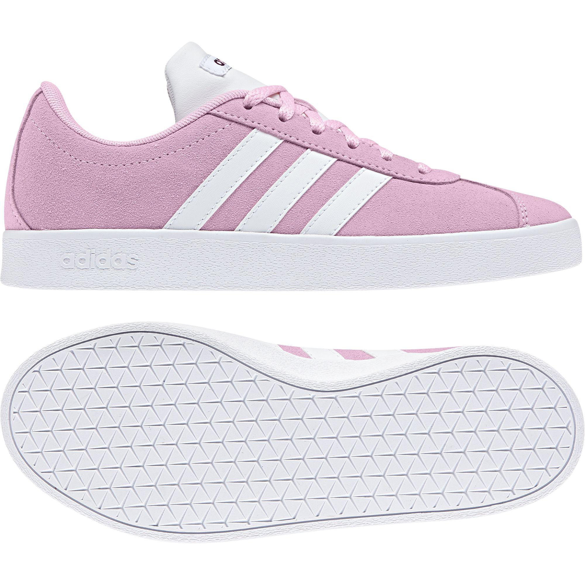 Akciós | Adidas kamasz lány cipő VL COURT 2.0 K | Markasbolt