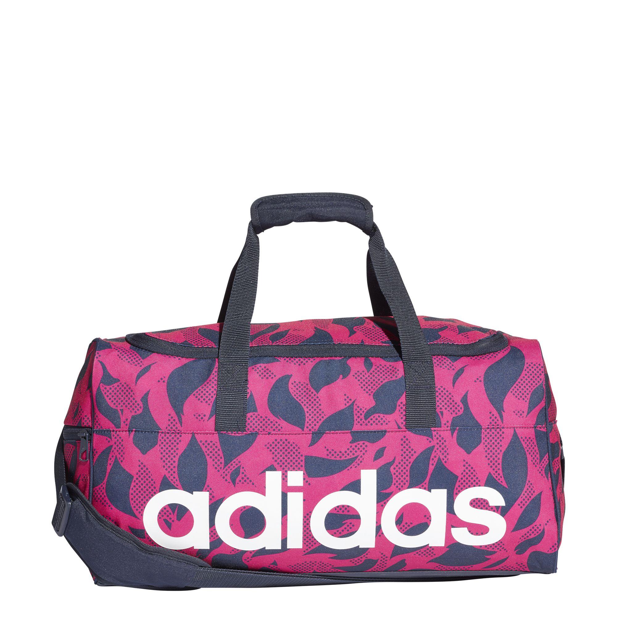 Adidas női sporttáska LIN PER TB S G ... db502dd141