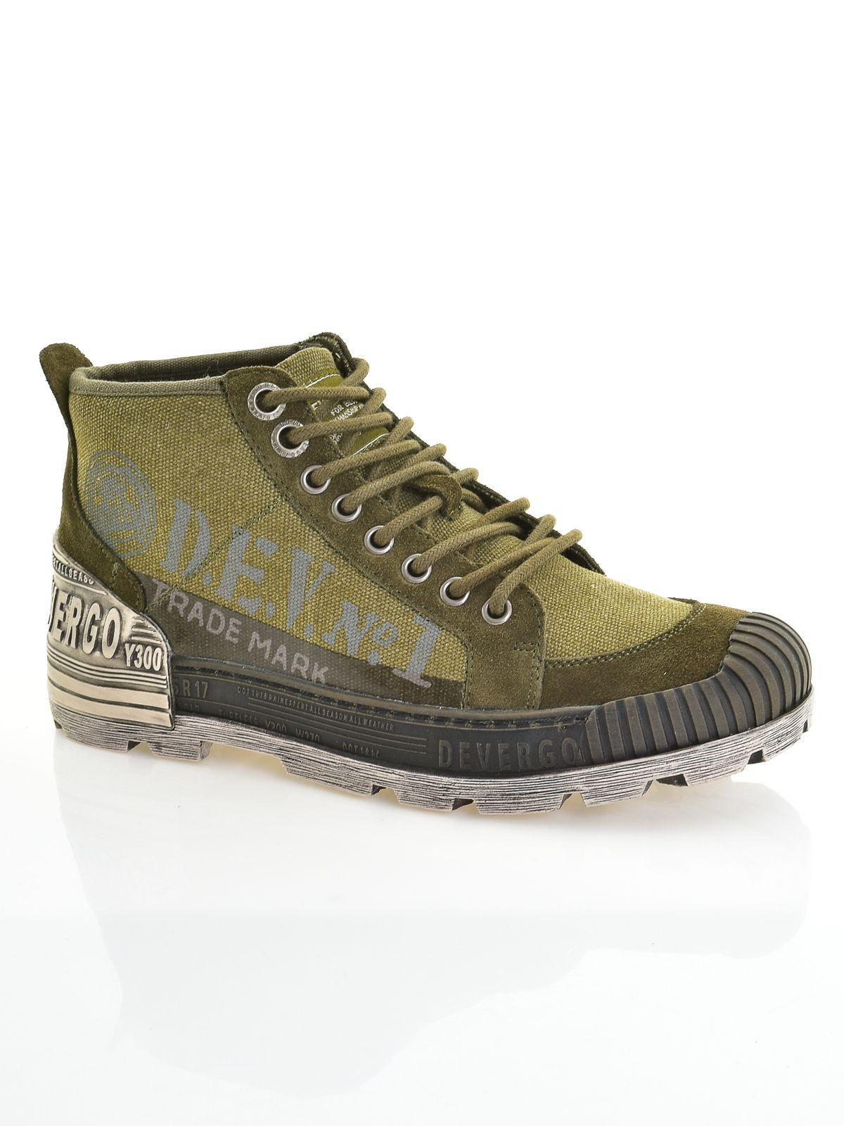 Devergo férfi magasszárú cipő BILL ... 321719d915