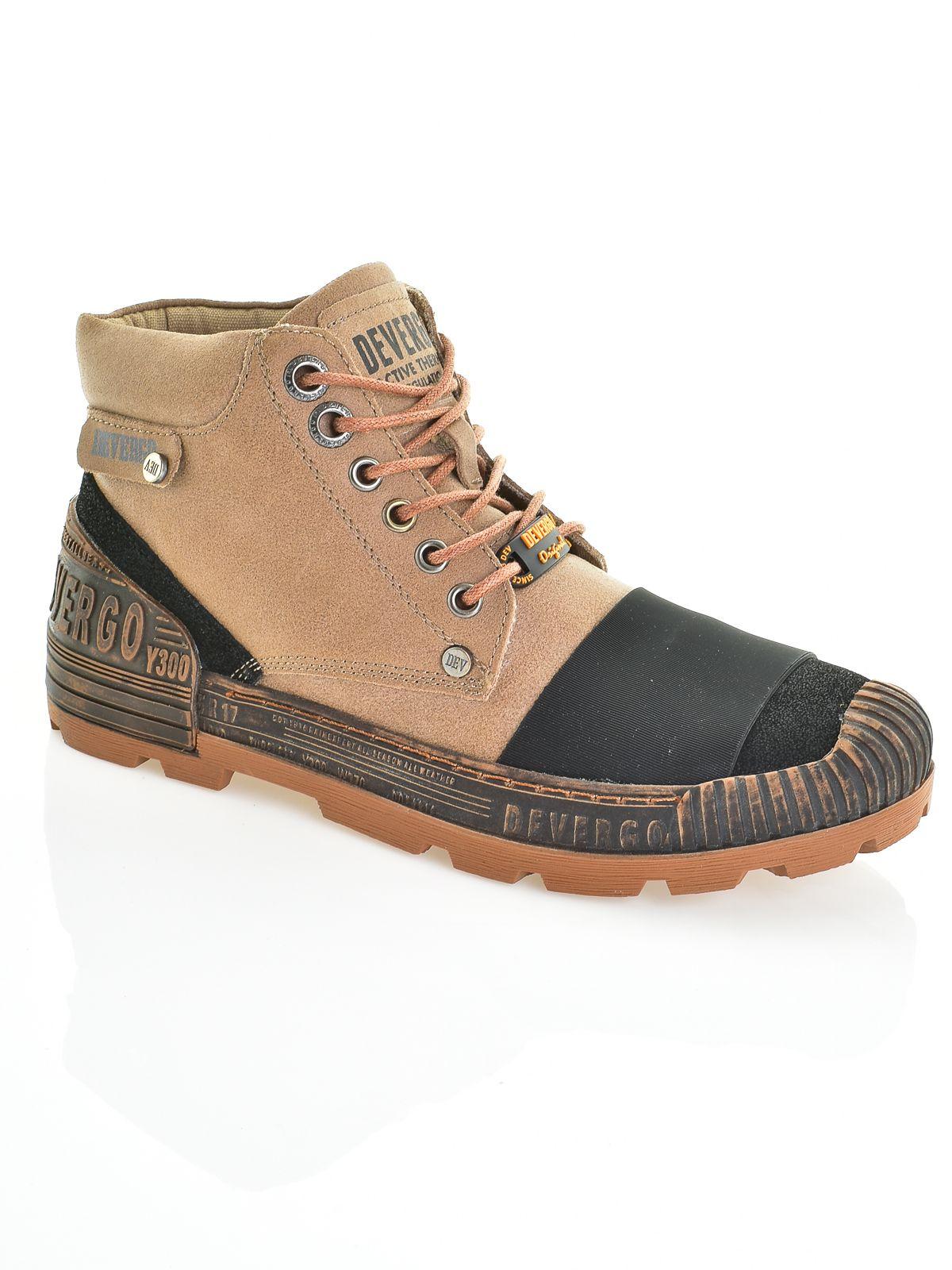Devergo férfi magasszárú cipő METEOR ... ec51cb9739