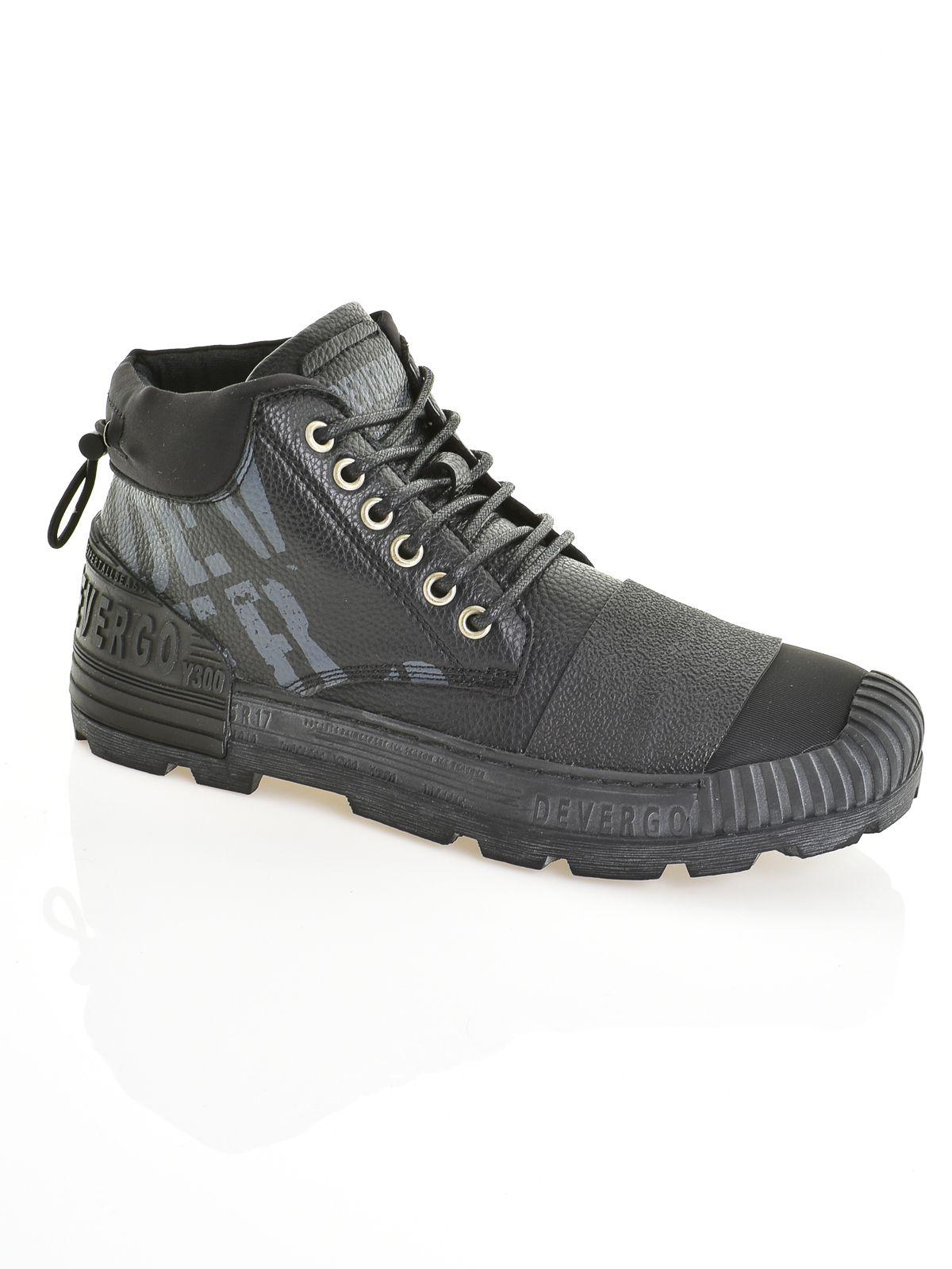 Devergo férfi magasszárú cipő METEOR PU ... 35b5461eb4