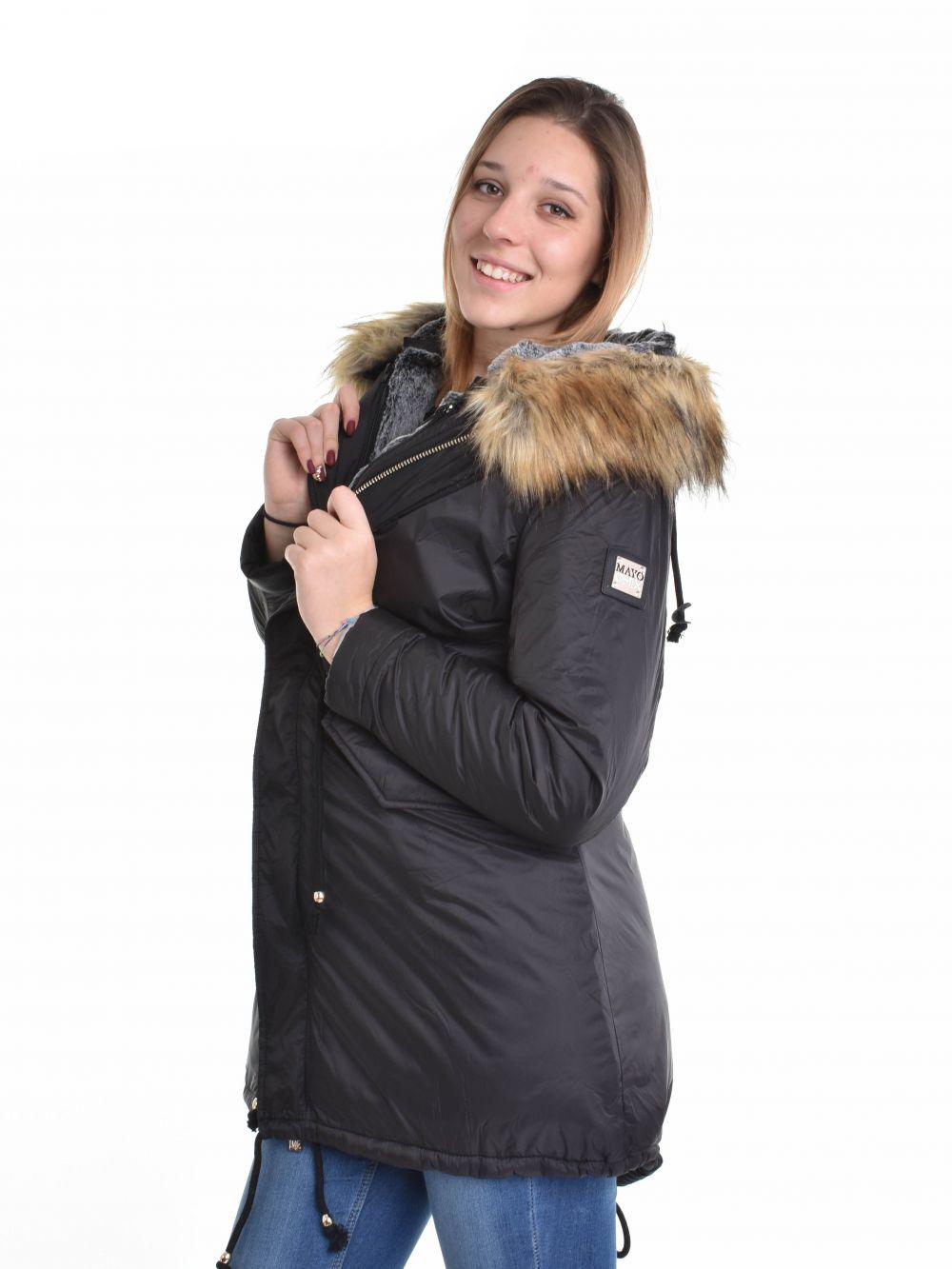 6324d09332 Akciós | Mayo Chix női kabát NESTIE | Markasbolt.hu Hivatalos Mayo ...