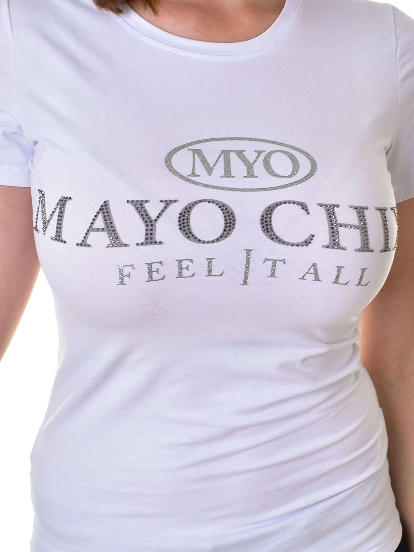 0fceb7995c Mayo Chix női póló INTER | Markasbolt.hu Hivatalos Mayo Chix forgalmazó