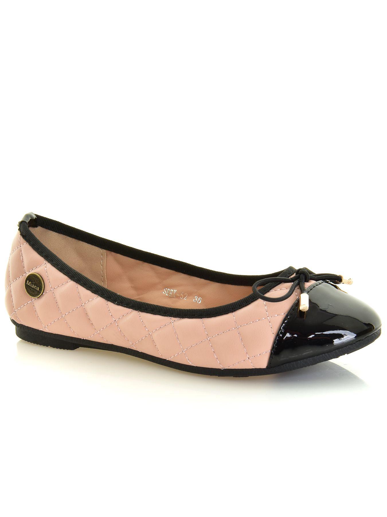 Női Elegáns Rózsaszín Caprice Caprice Cipők