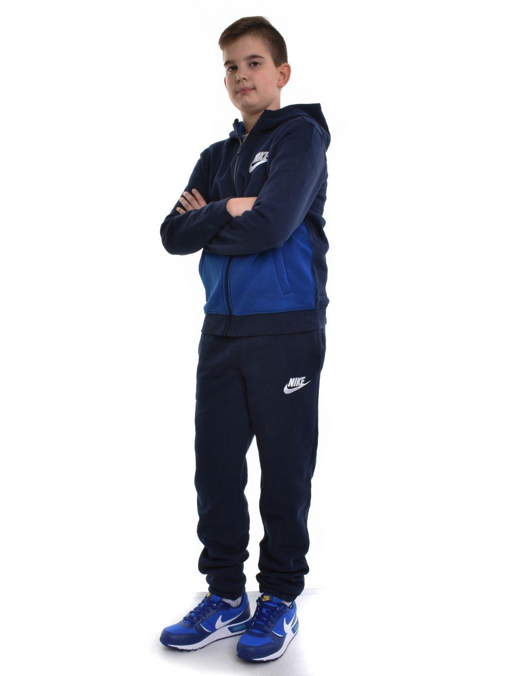 Nike B Nsw Trk Suit Bf Core [méret: S] Férfi edzőruha