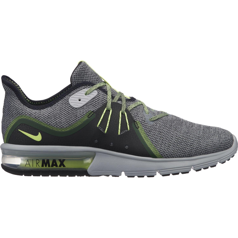 online store 41541 82bce Nike férfi cipő Air Max Sequent 3 Running Shoe ...