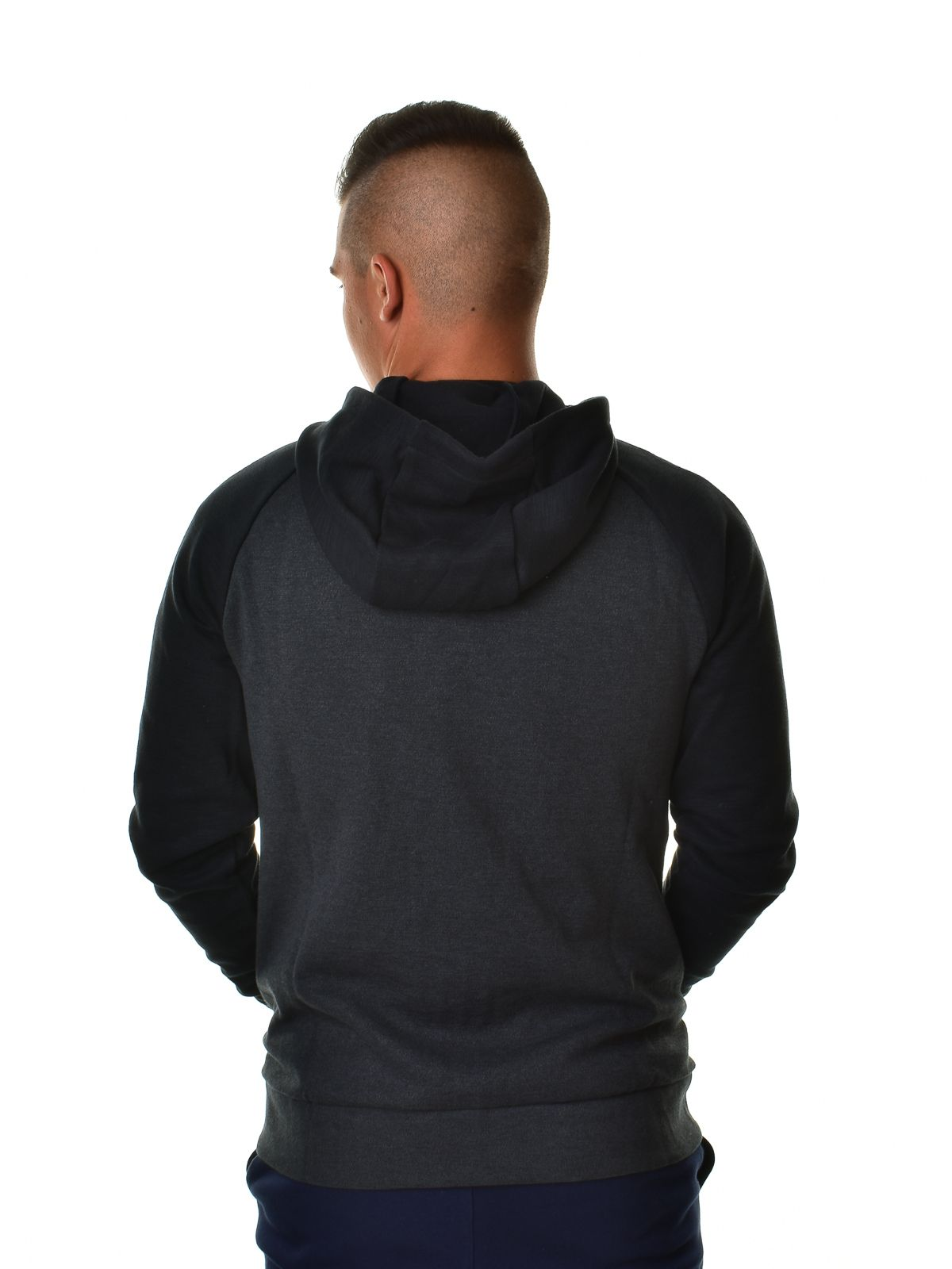 b4eeb1a428 ... Nike férfi zippes-kapucnis pulóver M NSW OPTIC HOODIE FZ ...