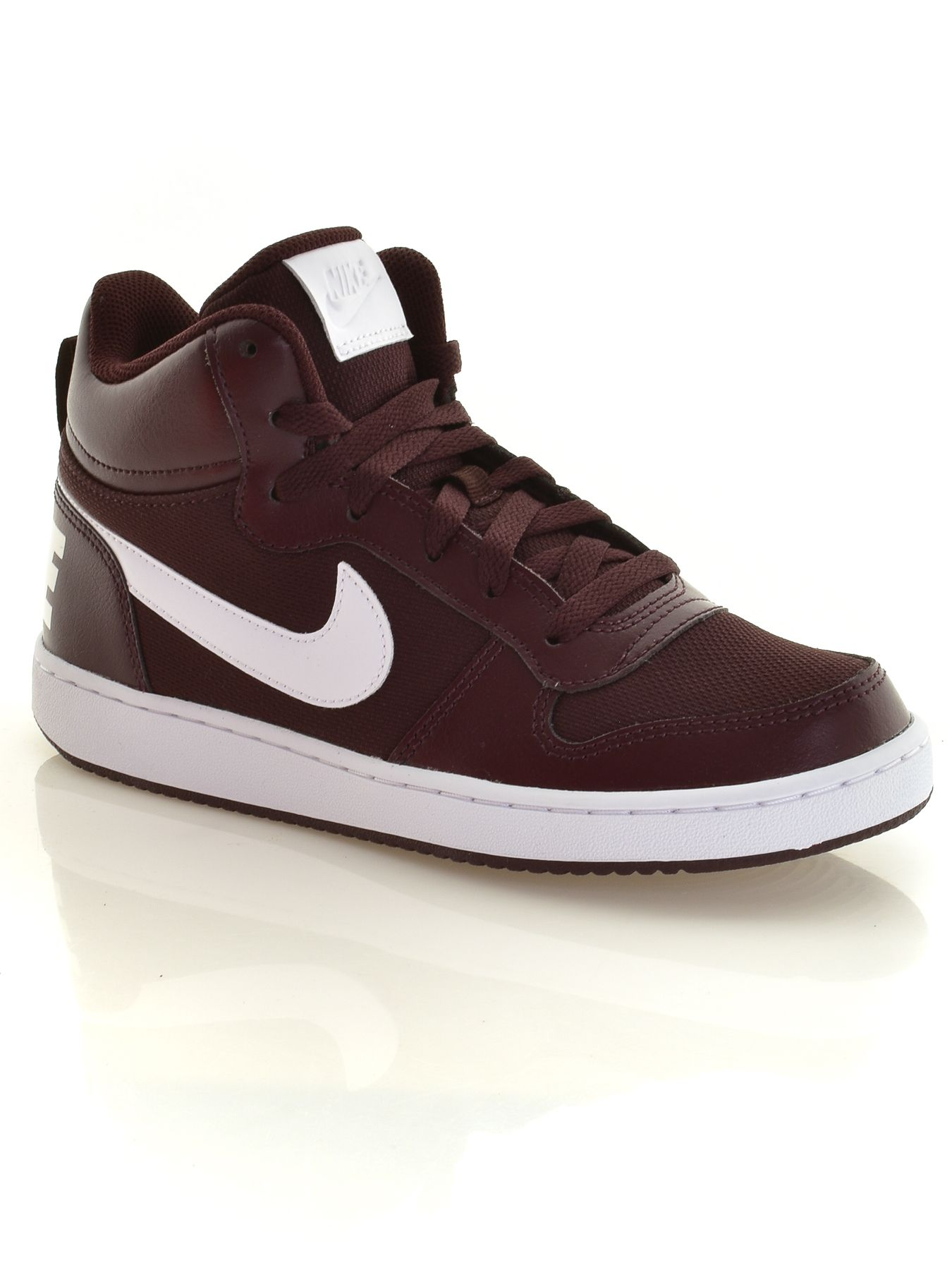 Nike kamasz fiú magasszárú cipő COURT BOROUGH MID (GS