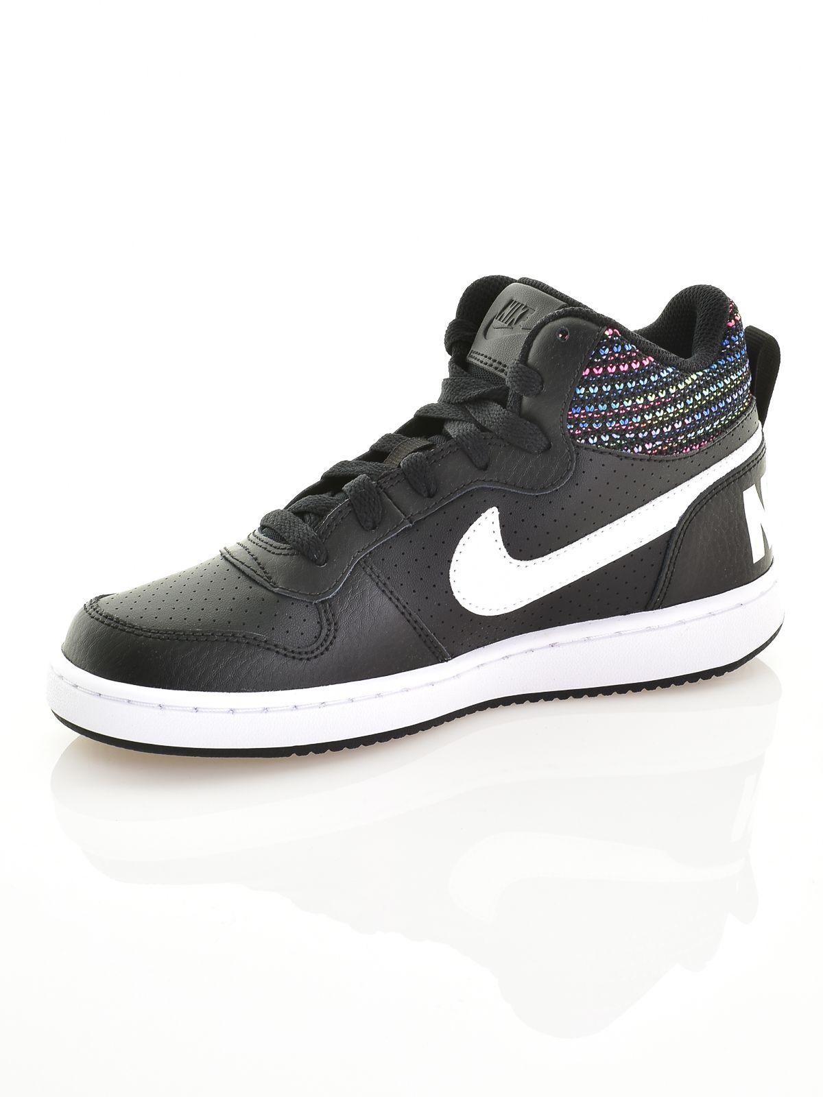 9d681e2b1d8e ... Nike kamasz fiú magasszárú cipő COURT BOROUGH MID SE (GS) ...