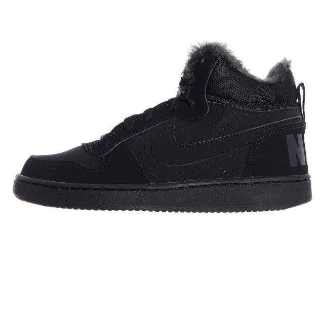 592b29861a7e ... Nike kamasz fiú magasszárú cipő COURT BOROUGH MID WNTR GS ...