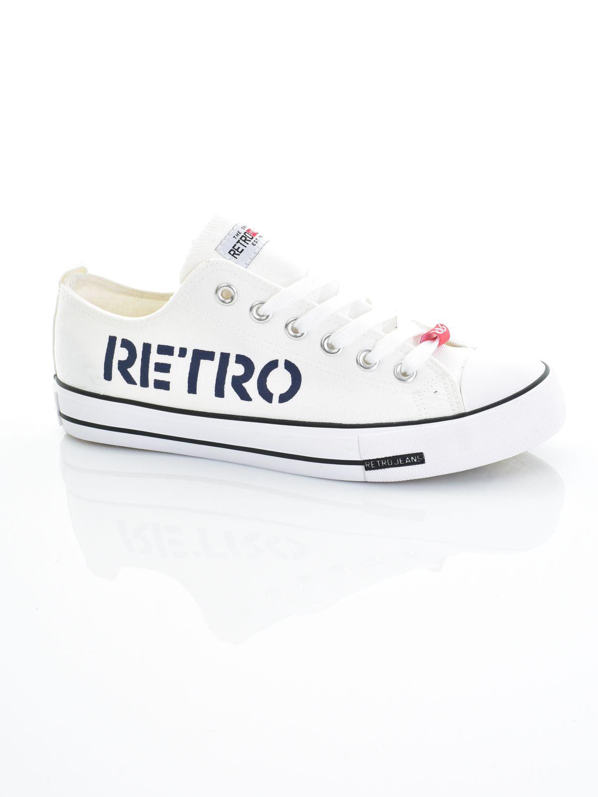 Retro Jeans férfi cipő CLAXTON PRINT SNEAKERS | Markasbolt