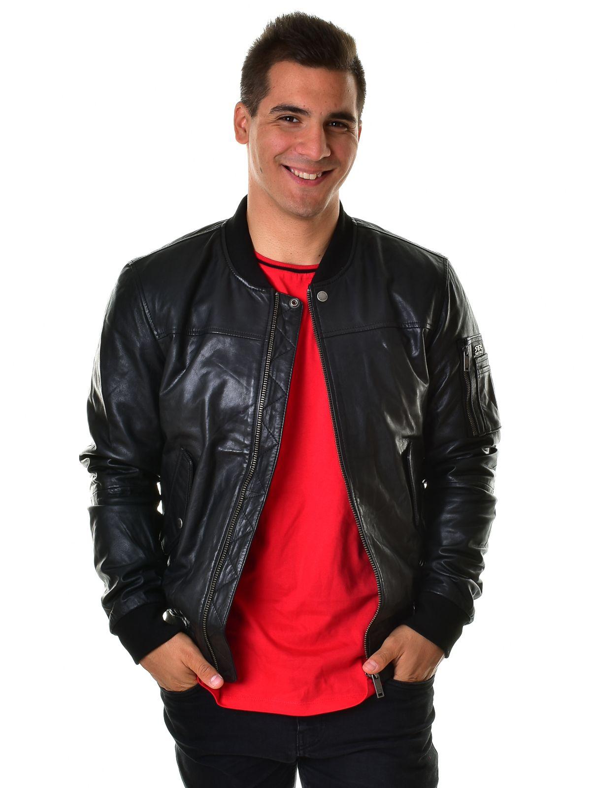 Akciós | Retro Jeans férfi kabát MARIO JACKET | Markasbolt