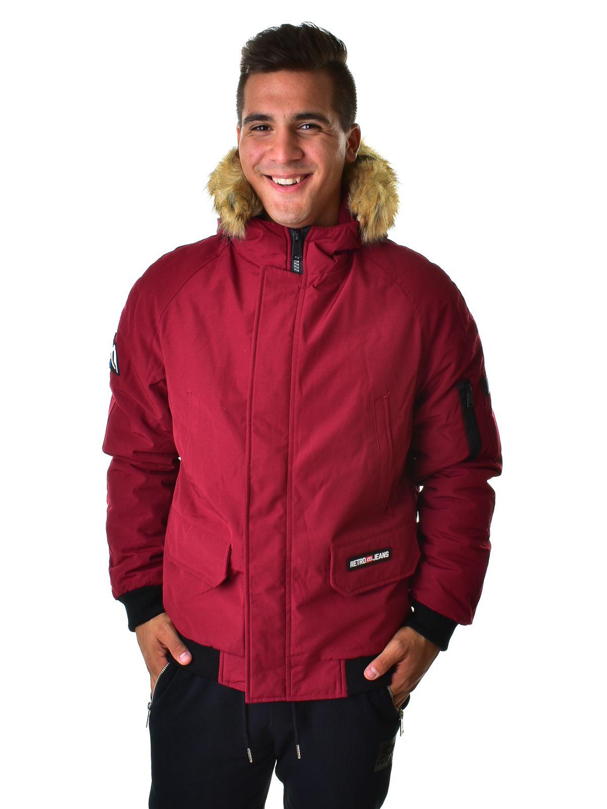 Retro Jeans férfi kabát NAUTICAL JACKET ... b41c12dca8