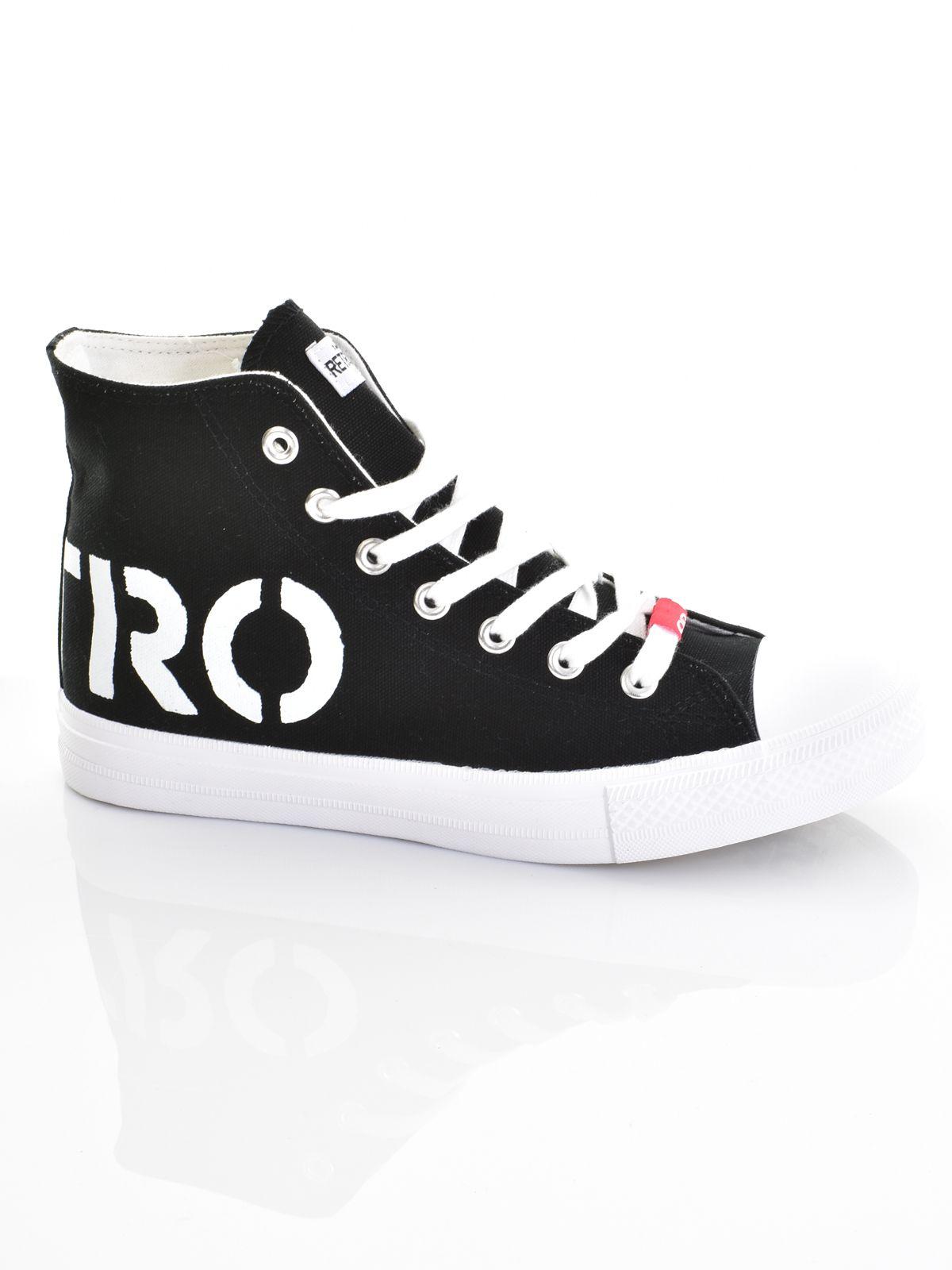 158c4478c5 Retro Jeans férfi magasszárú cipő CLAXTON HIGH SNEAKERS | Markasbolt ...