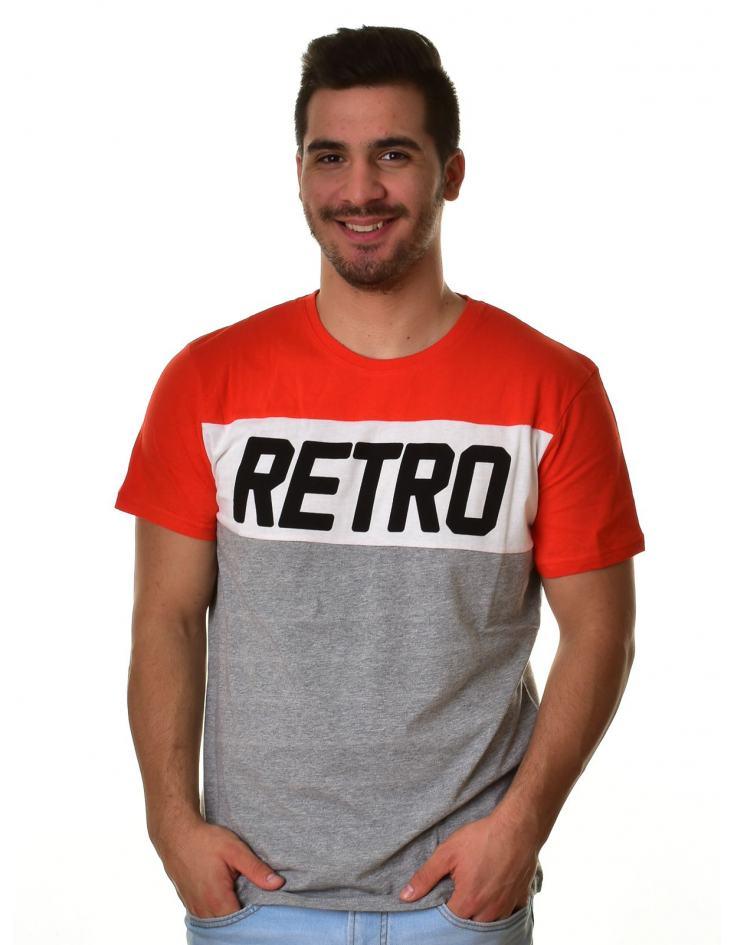 a7a11ea8a0 Retro Jeans férfi póló ASIER   Markasbolt.hu Hivatalos RETRO JEANS ...