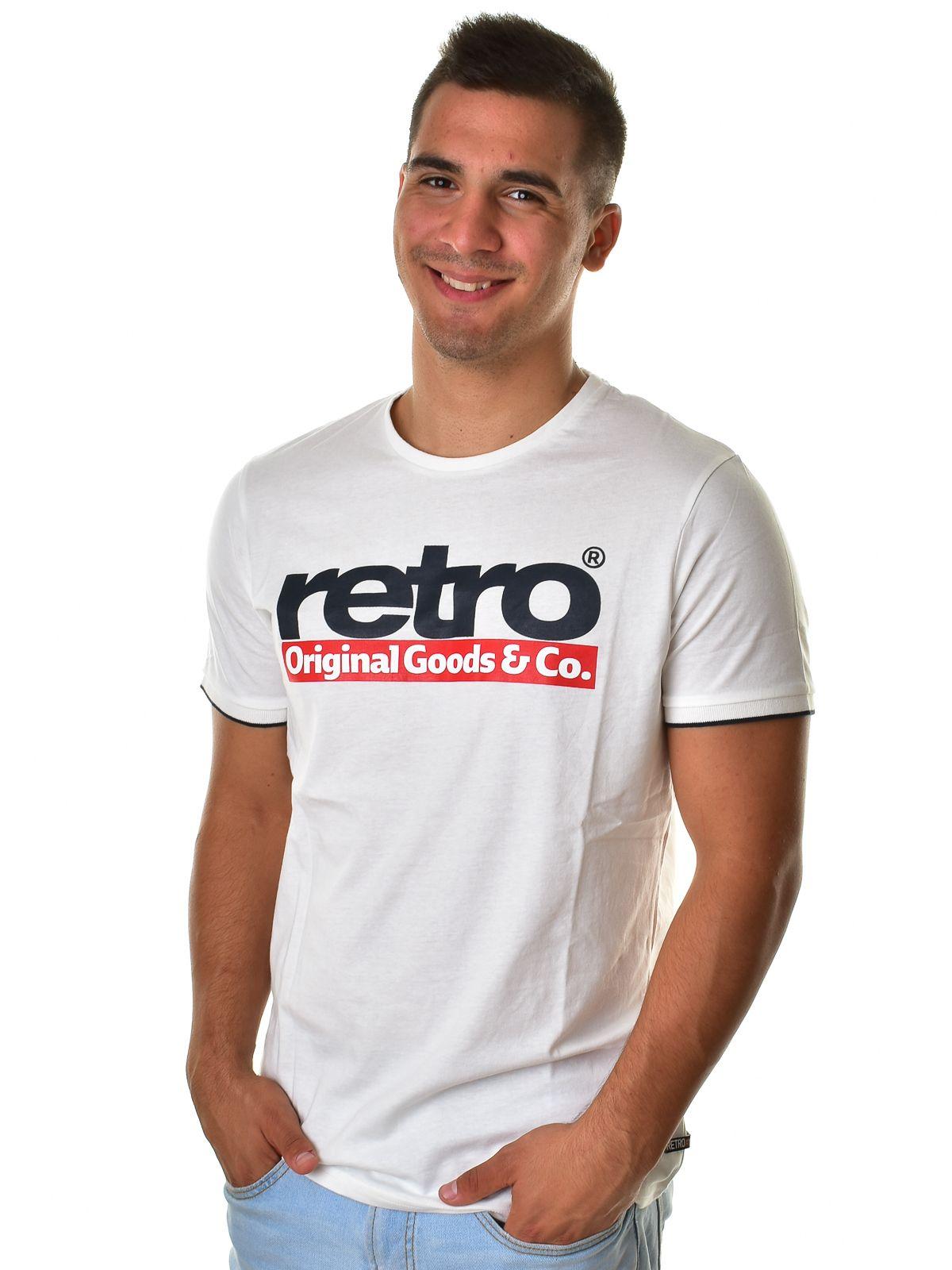 Retro Jeans férfi póló (Otto T Shirt) 7174 | Retro férfi