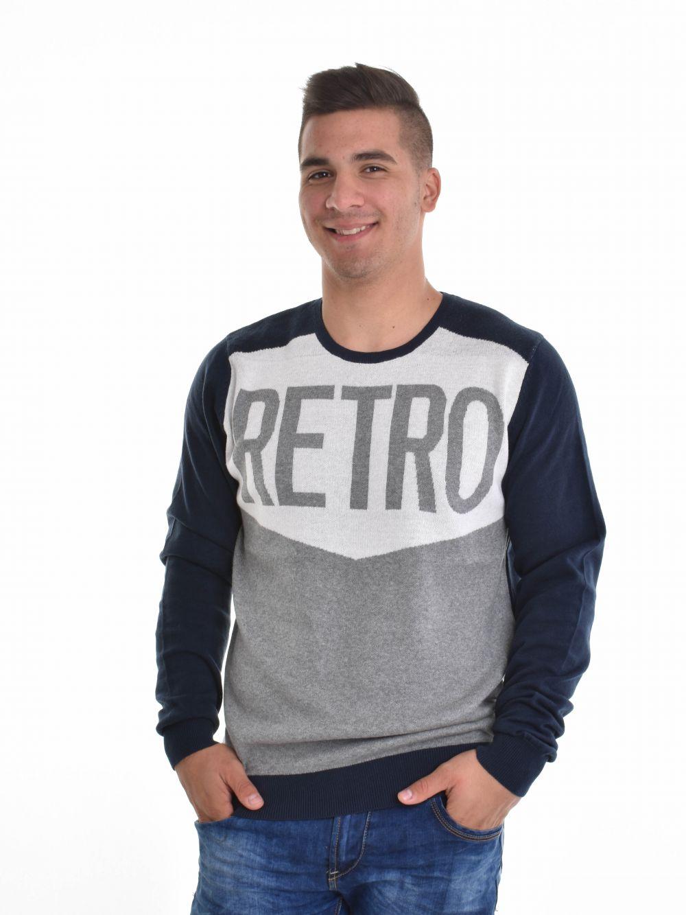 ac130f5753 Retro Jeans férfi pulóver JOG KNITWEAR | Markasbolt.hu Hivatalos ...