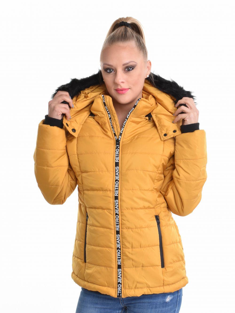 ede3f1b1c5 Retro Jeans női kabát VIOLA JACKET | Markasbolt.hu Hivatalos RETRO ...