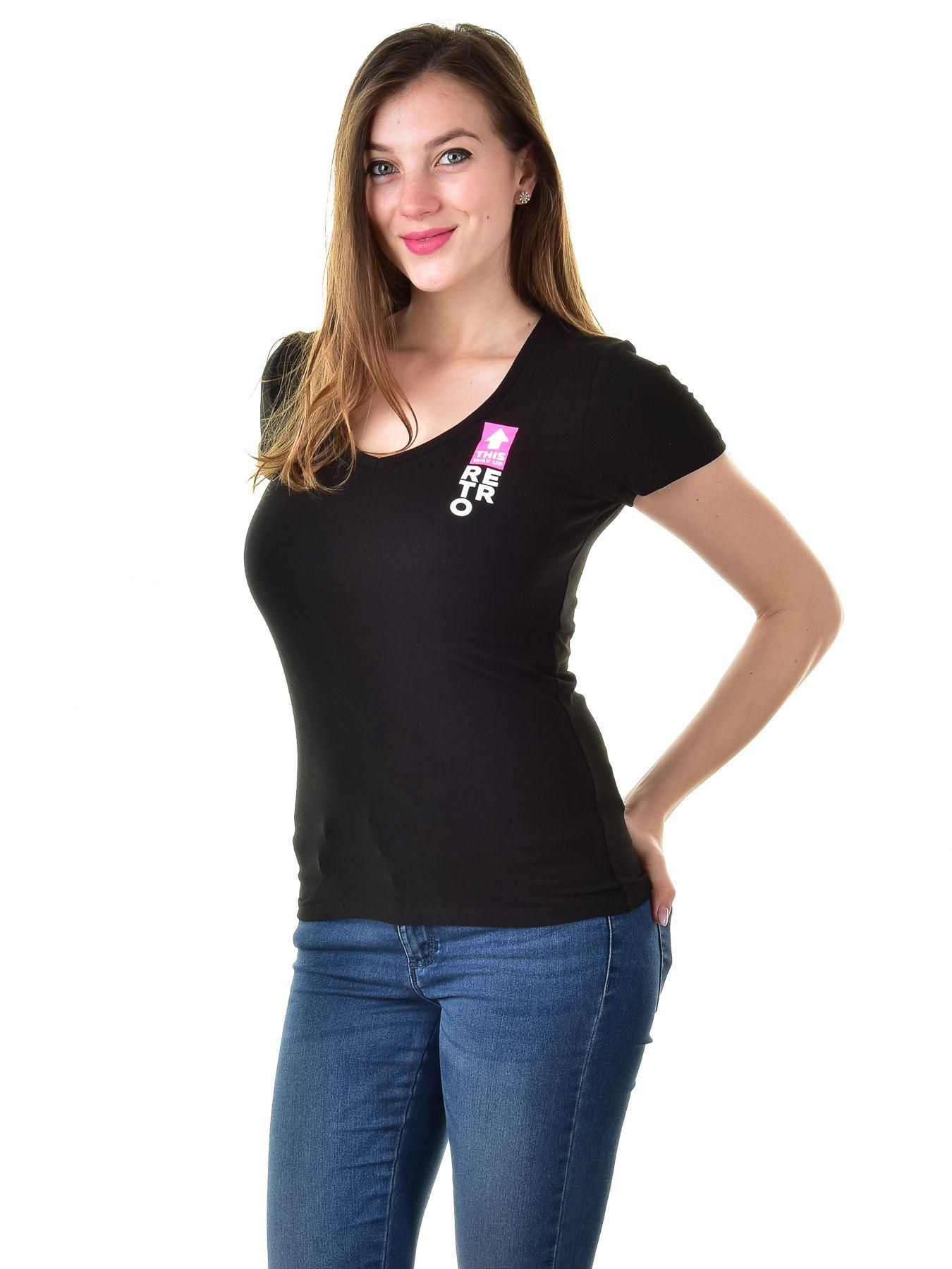 Retro Jeans női póló AMBER | Markasbolt.hu Hivatalos RETRO