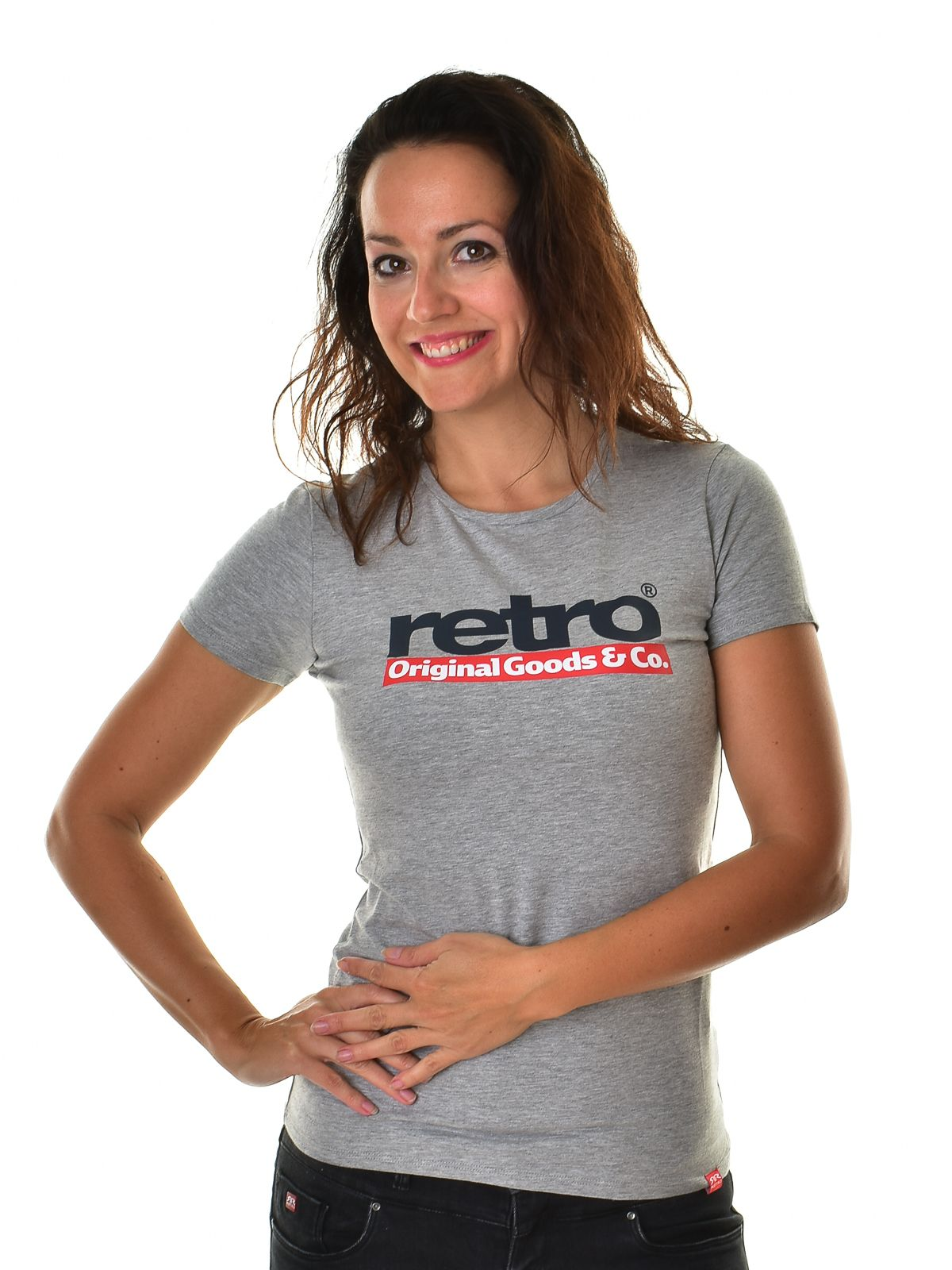 Retro Jeans női póló EVIE T SHIRT | Markasbolt.hu Hivatalos