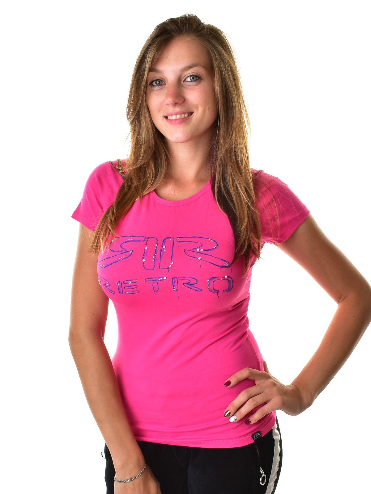 8f5505a809 Retro Jeans női póló SHARON T-SHIRT | Markasbolt.hu Hivatalos RETRO ...