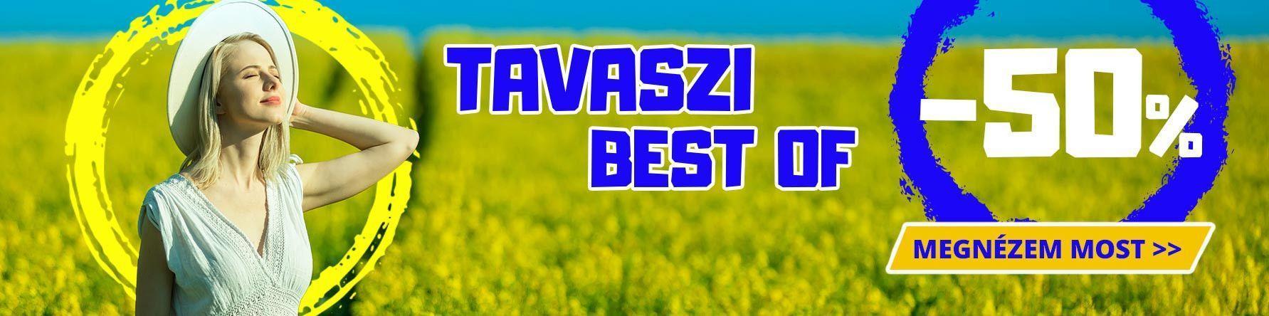 TAVASZI BEST OF