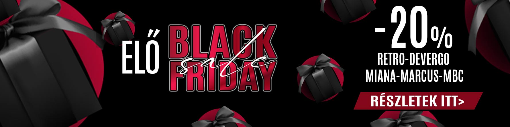 ELŐ BLACKFRIDAY