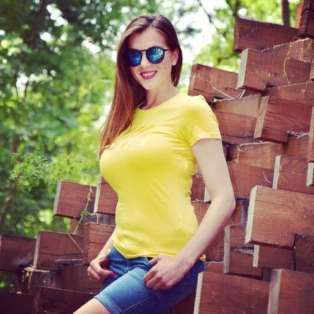Retro Jeans női pólók
