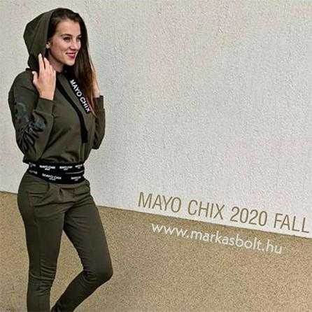 Mayo Chix Jogging